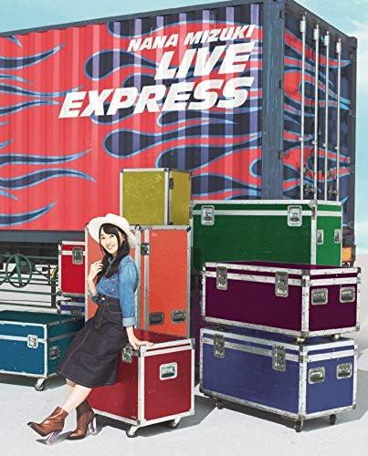 水樹 奈々 live express