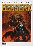 berserk vol 10 by kentaro miura 2005 11 18