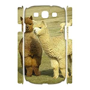 Case Of Lama Pacos Customized Hard Case For Samsung Galaxy S3 I9300