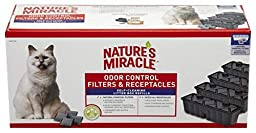 Nature\'s Miracle Odor Control Filters and Waste Receptacles Combo Pack