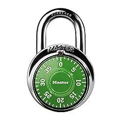 Master Lock 1505D Locker Lock Combinatio...