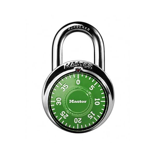 Master-Lock-1505D-Locker-Lock-Combination-Padlock-1-Pack-Assorted-Colors