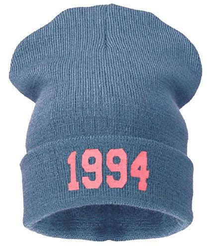 4sold Femme Noir Day Homme 1994 Gray Pink Chaud Bad Hiver Bonnet Hair Surdimensionné F5XrqwX