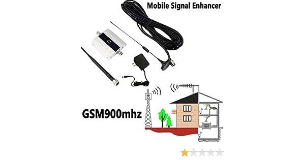 YINGBO Amplificador de señal de teléfono Celular: Amazon.es ...