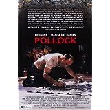 Pollock Poster Movie 27x40 Ed Harris Marcia Gay Harden Amy Madigan
