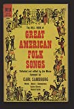 img - for Dell Book of Great American Folk Songs book / textbook / text book