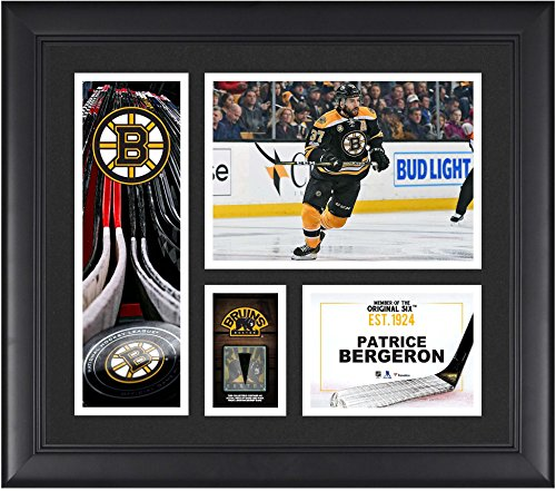- Patrice Bergeron Boston Bruins Framed 15