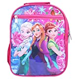 Best Shop School Bag for Girls,0-5 yrs ,Kids,School bag, pink colour with printed characters Backpack
