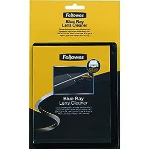 Fellowes 99762 - Limpiador de lentes para reproductor Blu-Ray y DVD