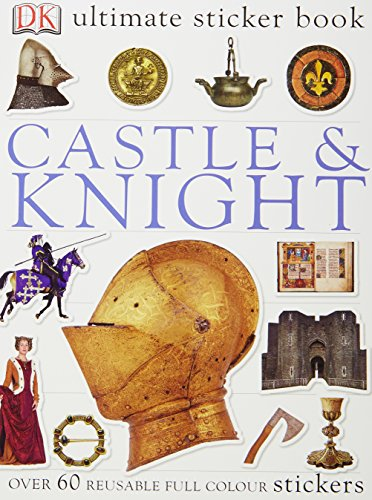 (The Castle and Knight Ultimate Sticker Book (Ultimate)
