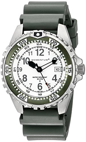Momentum Women's 1M-DV11WK1K M1 TWIST Analog Display Japanese Quartz Green Watch by Momentum