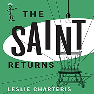 The Saint Returns Audiobook