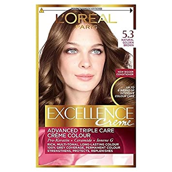Loreal haarfarbe excellence braun