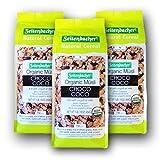Organic Choco Coco Muesli 1lbs. - 3 pack