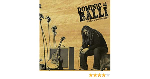 GRATIS BALLI WARRIOR MUSICA BAIXAR DOMINIC