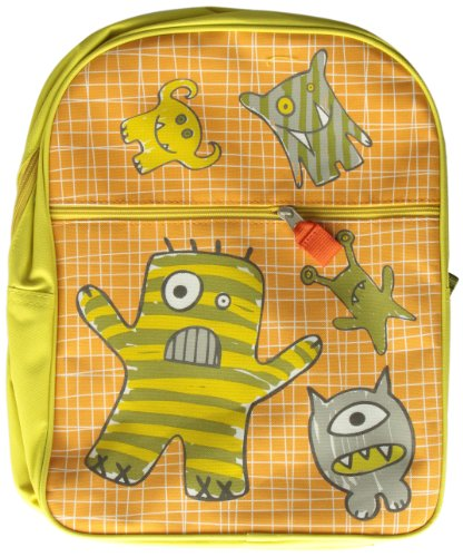 Sugarbooger Zippee Backpack, Hungry Monsters