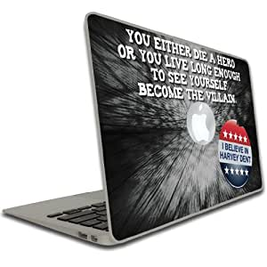 "MacBook Air or Pro (13 inch) Vinyl Skin - The Dark Knight ""You either..."""