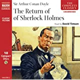 The Return of Sherlock Holmes (Classic Literature with Classical Music)