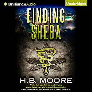 Finding Sheba Hörbuch