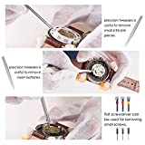 Watch Battery Replacement Tool Kit for Watch Back