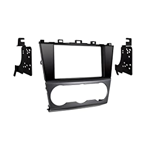 Metra 95-8907HG Double DIN Dash Kit for Select 2015-Up Subaru Impreza and Crosstrek Vehicles (Black)