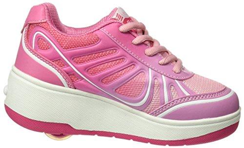 BEPPI Casual 2150401, Zapatillas de Deporte para Niñas Rosa (Pink)