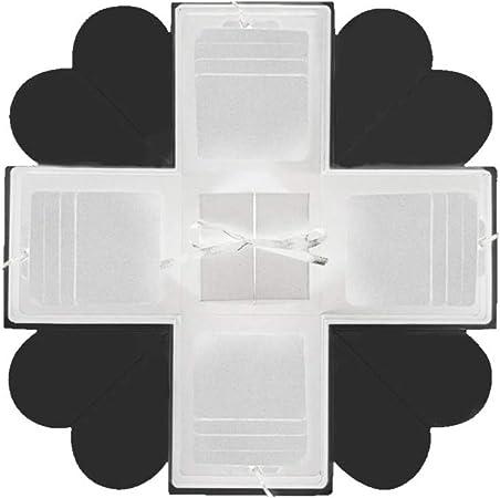 Álbum de fotos Hippicity, caja de regalo de explosión creativa ...
