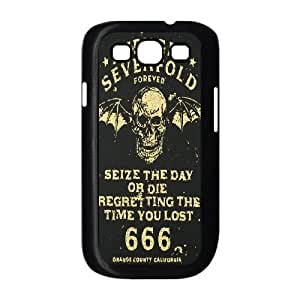 Samsung Galaxy S3 9300 Cell Phone Case Black Avenged Sevenfold Phone cover Q3283661