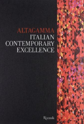 altagamma-italian-contemporary-excellence-ediz-italiana