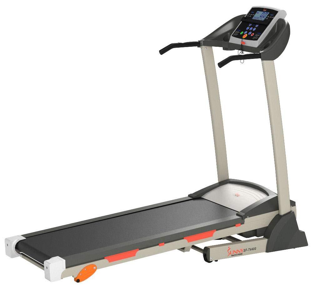 Sunny Health & Fitness Treadmill Folding Motorized Running Machine by Sunny Health & Fitness (Image #15)