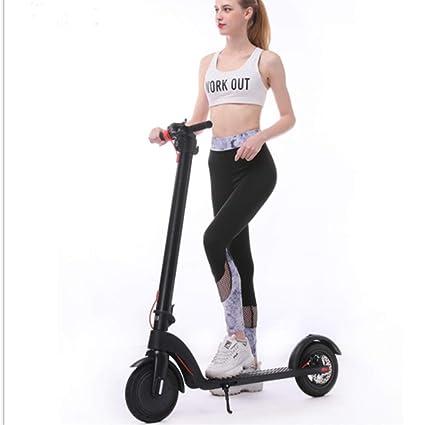 Patinete eléctrico Kick Scooter para Adultos, con 2 Ruedas ...