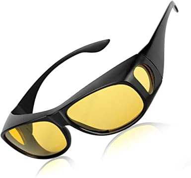 One Size Fits All Free Shipping! New Night View Glasses