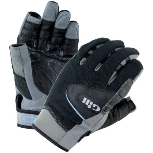 Gill Women's L/F Champion Glove Black/Gray L