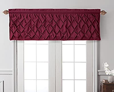 VCNY Home Tailored Window Valance