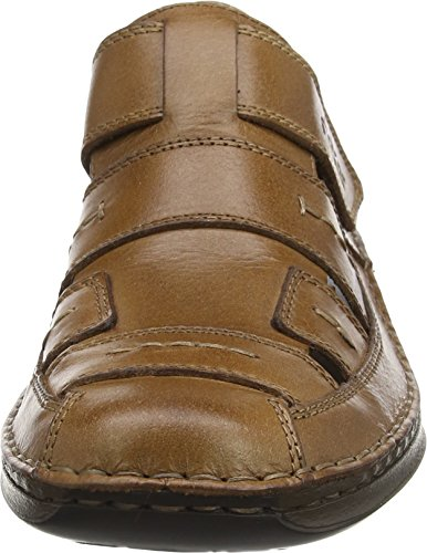 Toffee Rieker 05287 Marron 25 Homme Sandales qHTHwp8f