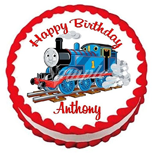 Thomas the Train Edible Frosting Sheet Cake Topper - 7.5