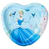 Cinderella Dreamland Lunch Plates, 8ct