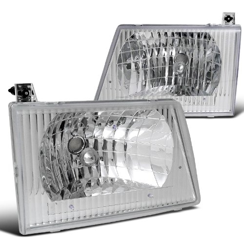 92 Ford Econoline Van Headlight - 5