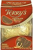 Terry's Dark Chocolate Orange Ball, 6.17-Ounce Box(Pack of 12)