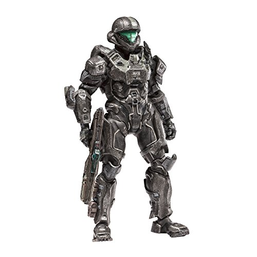 McFarlane Toys Halo 5: Guardians Series 2 Spartan Buck Action Figure