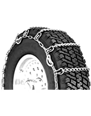 Security Chain Company QG2228CAM Quik Grip Light Truck Type CAM LSH Tire Traction Chain - Set of 2 by Security Chain