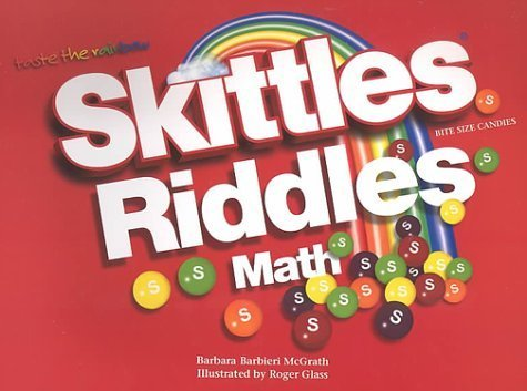 Skittles Riddles Math by Barbara Barbieri McGrath (2001-02-04) (Skittles Player)