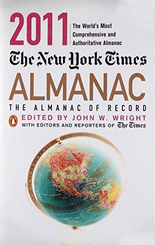 The New York Times Almanac 2011: The Almanac of Record