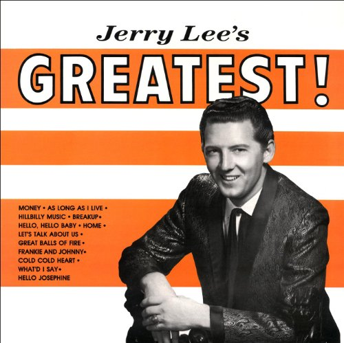 Jerry Lees Greatest
