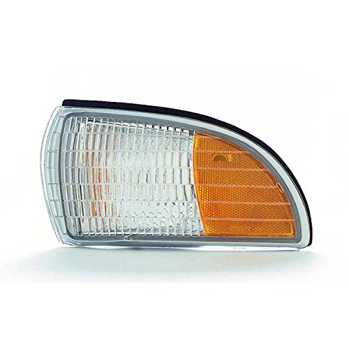 (CPP PTM GM2550146 Left Marker Lamp for Buick Roadmaster, Chevy Caprice, Impala)