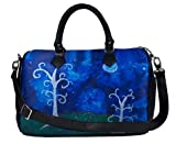 Vegan Leather Handbag with Removable Shoulder Strap - Support Wildlife Conservation, Read How … (Trees - The Couple)