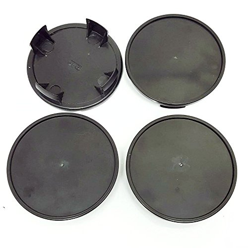 Rim Center Chrome Caps (4PCS Hub Caps Wheel center cap D1= 70mm. D2= 75mm.Wheel Rim 15