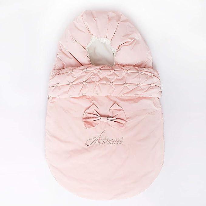 WTFYSYN Saco de Dormir Polar de bebé,Saco de Dormir de cápsula ...