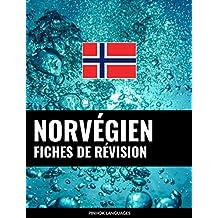 Fiches de révision en norvégien: 800 fiches de révision essentielles norvégien-français et français-norvégien (French Edition)