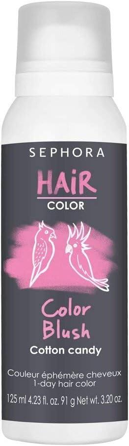 Sephora Color Blush - Tinte para el pelo, color azul: Amazon ...